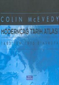 Modern Çağ Tarih Atlası-1483'ten 1815'e Avrupa