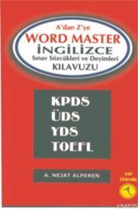 A'dan Z'ye Word Master İngilizce
