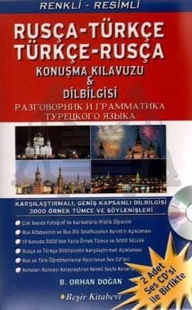 Rusça-Türkçe Türkçe-Rusça Konuşma Kılavuzu