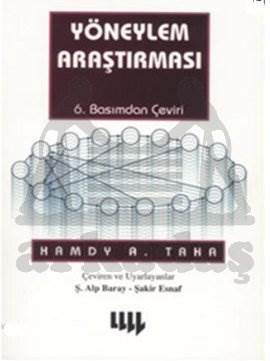 Yöneylem Araştırması 6. Basım'dan Çeviri (Karton Kapak)