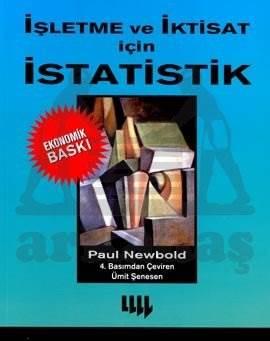 İşletme ve İktisat İçin İstatistik 4. Basım'dan Çeviri