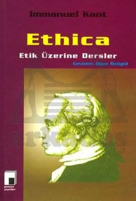 Ethica Etik Üzerine Dersler
