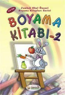 Boyama Kitabı 2
