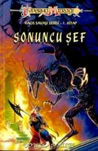Ejderha Mızragı / Kaos Savaşı Serisi 1 kitap Sonuncu Şef