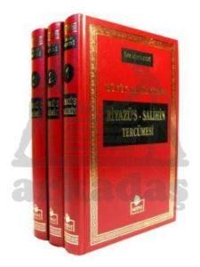Riyazü's - Salihin Tercümesi (3 Cilt Takım)