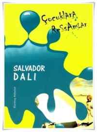Çocuklara Ressamlar-Salvador Dali