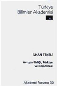 Avrupa Birliği Türkiye Ve Demokrasi