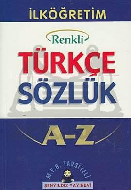 İlköğretim Renkli Türkçe Sözlük
