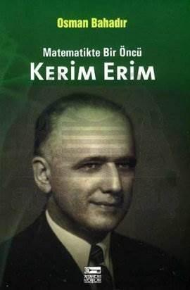 Matemetikte Öncü Kerim Erim