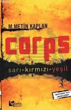 Corps Sarı - Kırmızı - Yeşil