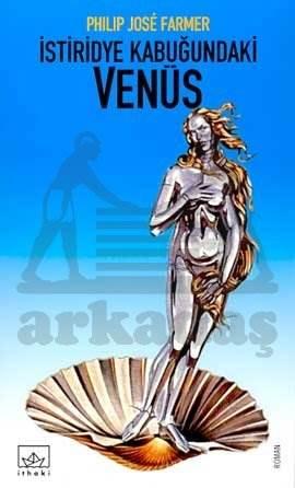 İstridye Kabuğundaki Venüs