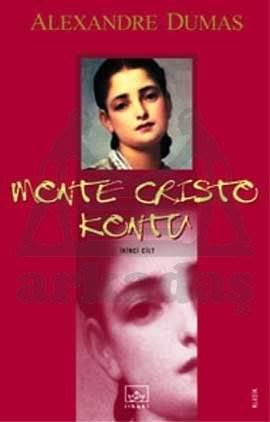 Monte Cristo Kontu ( 2 Cilt Kutulu )
