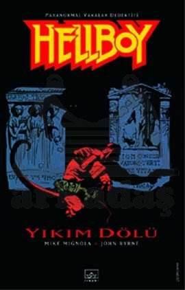 Hellboy: 1. Albüm Yıkım Dölü