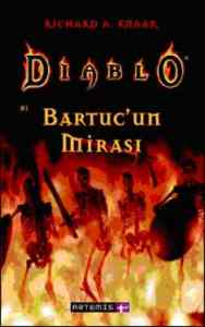 Bartuc'un Mirası Diablo 1. Kitap