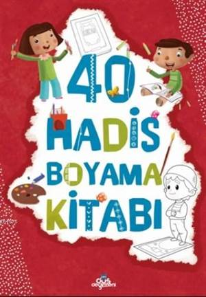 40 Hadis Boyama Kitabı