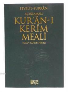 Feyzü'l Furkan - Açıklamalı Kur'an-ı Kerim Meali (Cep Boy - Pembe Kapak)