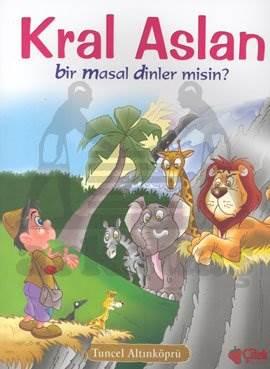 Kral Aslan (Karton Kapak)