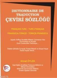 Çeviri Sözlüğü Fransızca-Türkçe Dönüşümlü