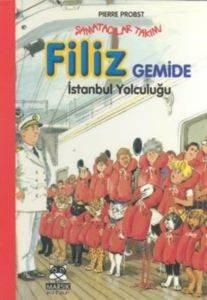 Şamatacılar Takımı Filiz Gemide İstanbul Yolculuğu