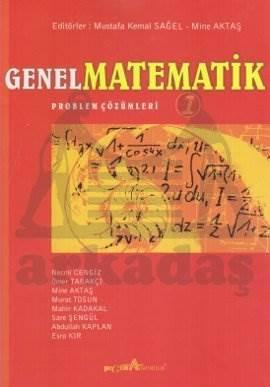 Genel Matematik 1 Problem Çözümleri
