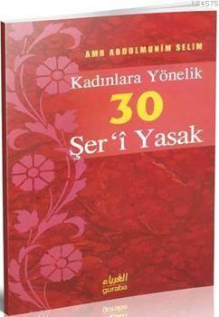 30 Şer-İ Yasak