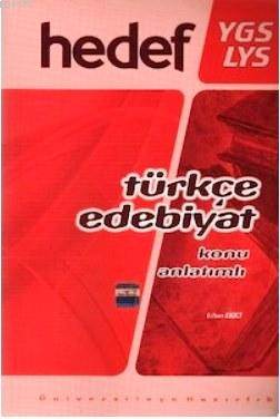 YGS - LYS Türkçe Edebiyat Konu Anlatımlı