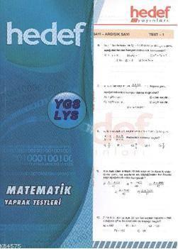 Ygs-Lys Matematik Yaprak Test
