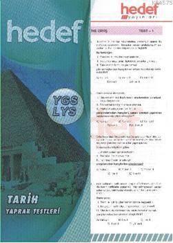 Ygs-Lys Tarih Yaprak Test