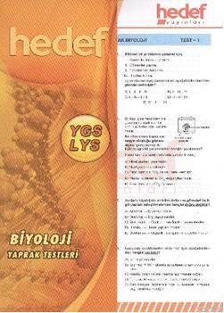 Ygs-Lys Biyoloji Yaprak Test