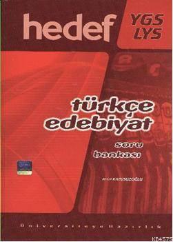 Hedef Ygs-Lys Türkçe Edebiyat Soru Bankasi
