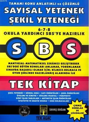SBS - Sayısal Yetenek - Şekil Yeteneği