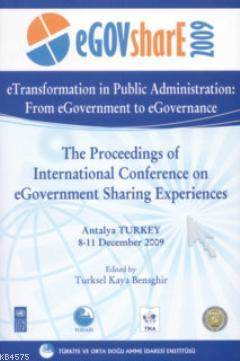 Etransformation İn Public Administration  From Egovernment To Egovernance