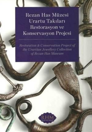 Urartu Takıları Restorasyon Ve Konservasyon Kitabı Kutulu