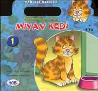 Çantalı Öyküler-1 Miyav Kedi