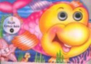 Boncuk Gözler-8 Küçük Kırmızı Balık
