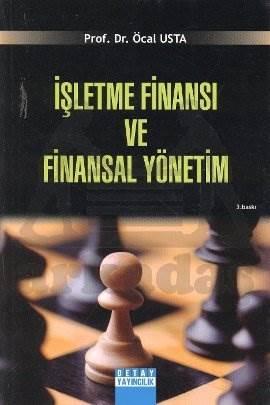 İşletme Finansi Ve Finansal Yönetim