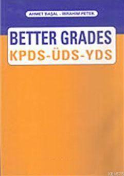 KPDS- ÜDS- YDS Better Grades