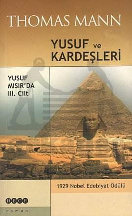 Yusuf ve Kardeşleri-3 / Yusuf Mısırda