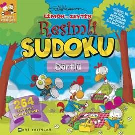 Resimli Sudoku 4''Lü