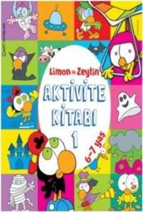 Limon ile Zeytin Aktivite Kitabı 1
