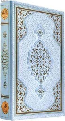 Benim Kur'anım; (Orta Boy, Mavi Cilt)