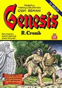 """Genesis / Tevrat'ın """"Yaradılış Bölümü'""""nün Çizgi Romanı"""