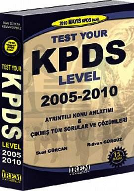 Test Your KPDS Level 2005-2009