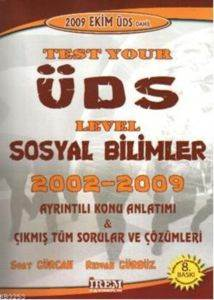 "Test Your ÜDS Level ""Sosyal Bilimler"""