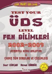 """Test Your ÜDS Level """"Fen Bilimleri"""""""