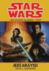 Star Wars Yıldız Savaşcıları /Jedi Akedemi Üçlemesi. 1 Kitap Jedi Arayışı