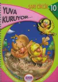 Sarı Cik Cik 10-Yuva Kuruyor