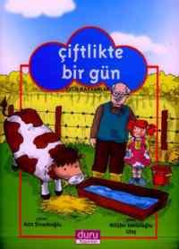 Konulu Hikayeler Çiftlikte Bir Gün (Evcil Hayvanlar)