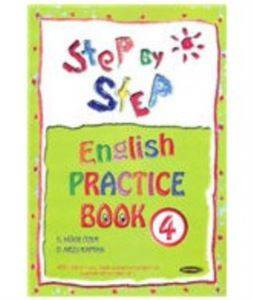 Step by Step English Practice Book 4