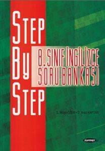 Step By Step 8.Sınıf İngilizce Soru Bankası